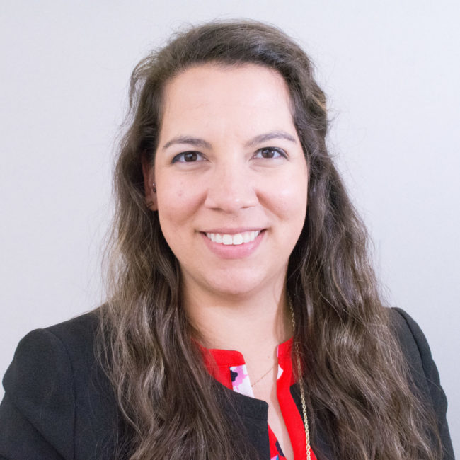 Kellie O'Quinn, Co-Director, Center for Social Measurement & Evaluation
