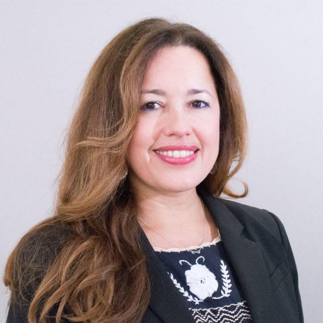 Nory Angel, Executive Director, TEACH