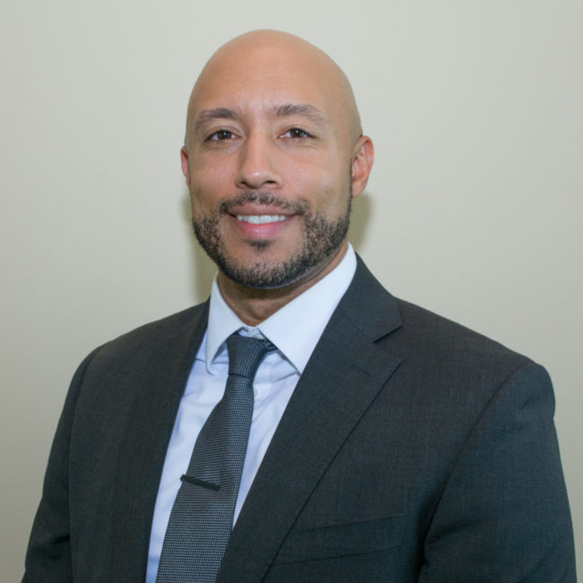 Michael Love, Assistant Superintendent, Career Readiness, Houston Independent School District