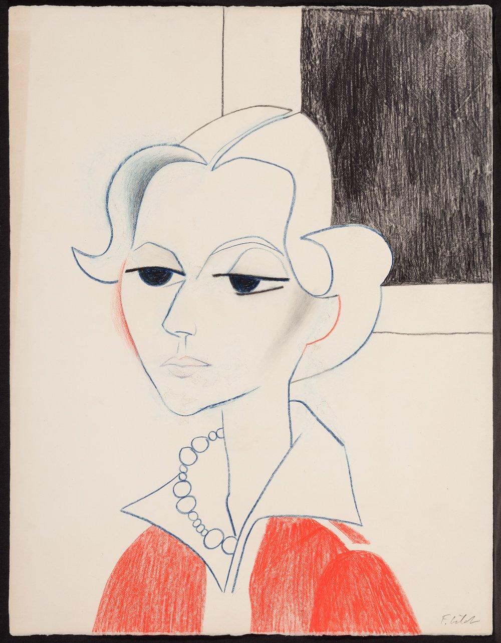 Claire's Fancy Necklace (1953)