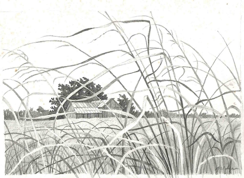 Farm Weeds - SOLD