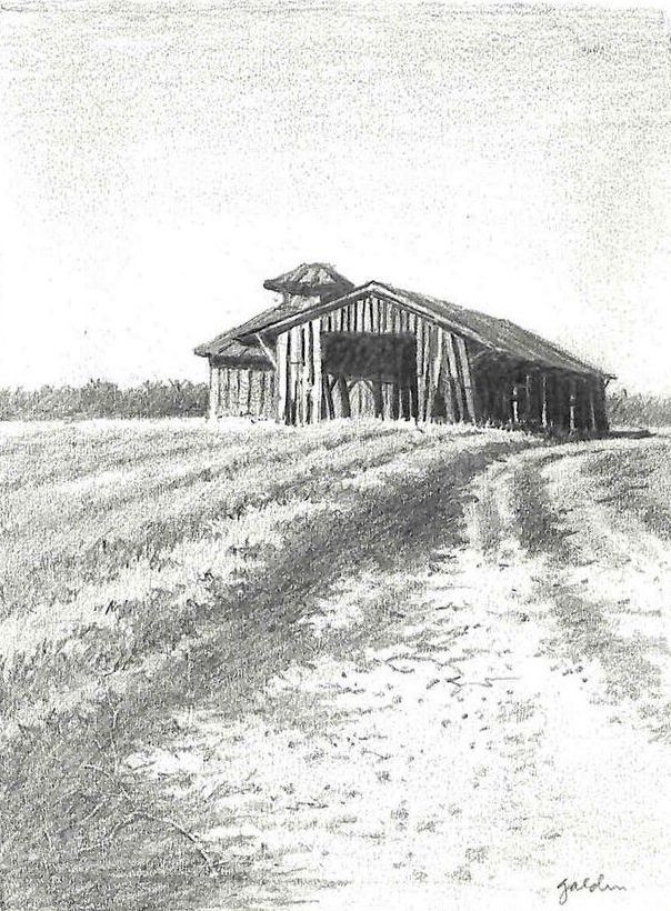 Rapides Parish Barn