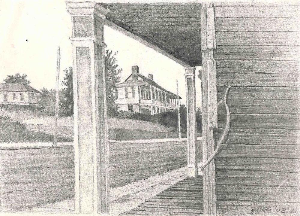 SOLD - The House on Ellicott Hill (Natchez) (2008)