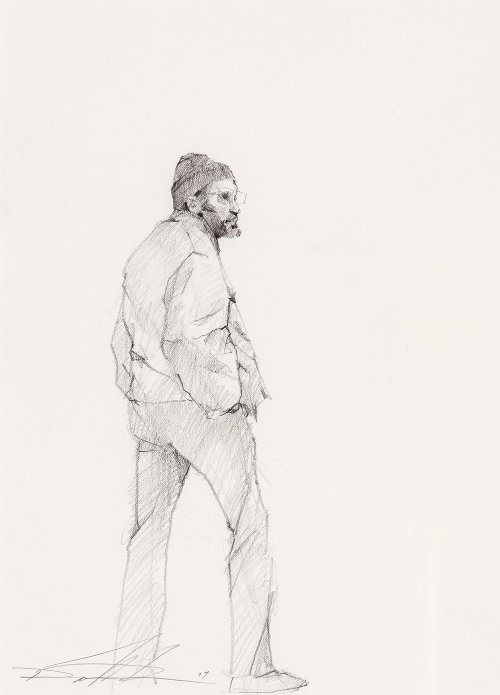Standing Figure of a Man (2007)