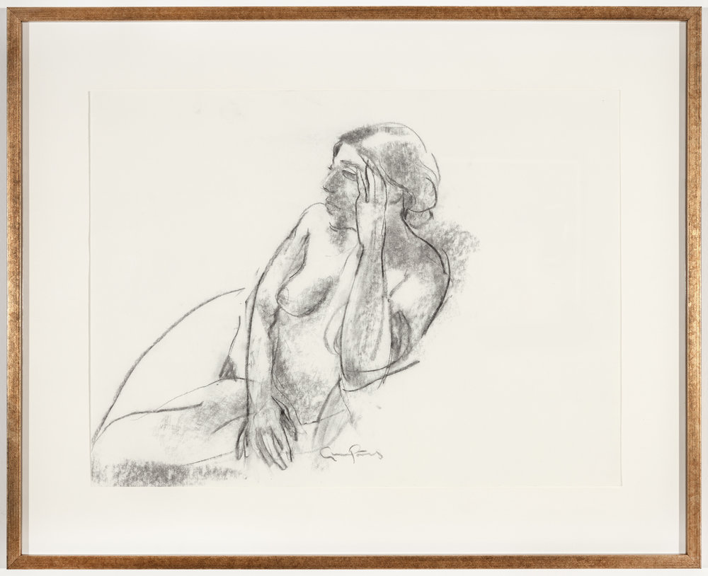 Figure in Repose (2013)