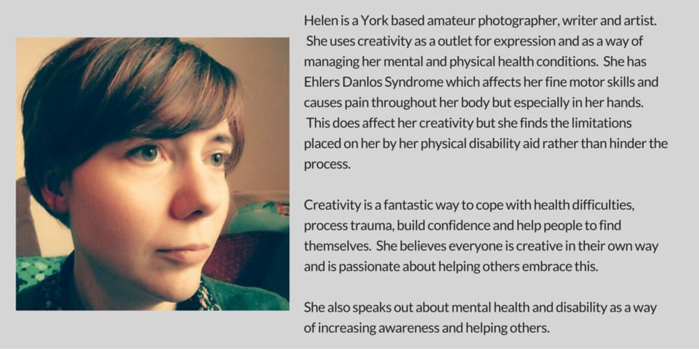 Helen bio