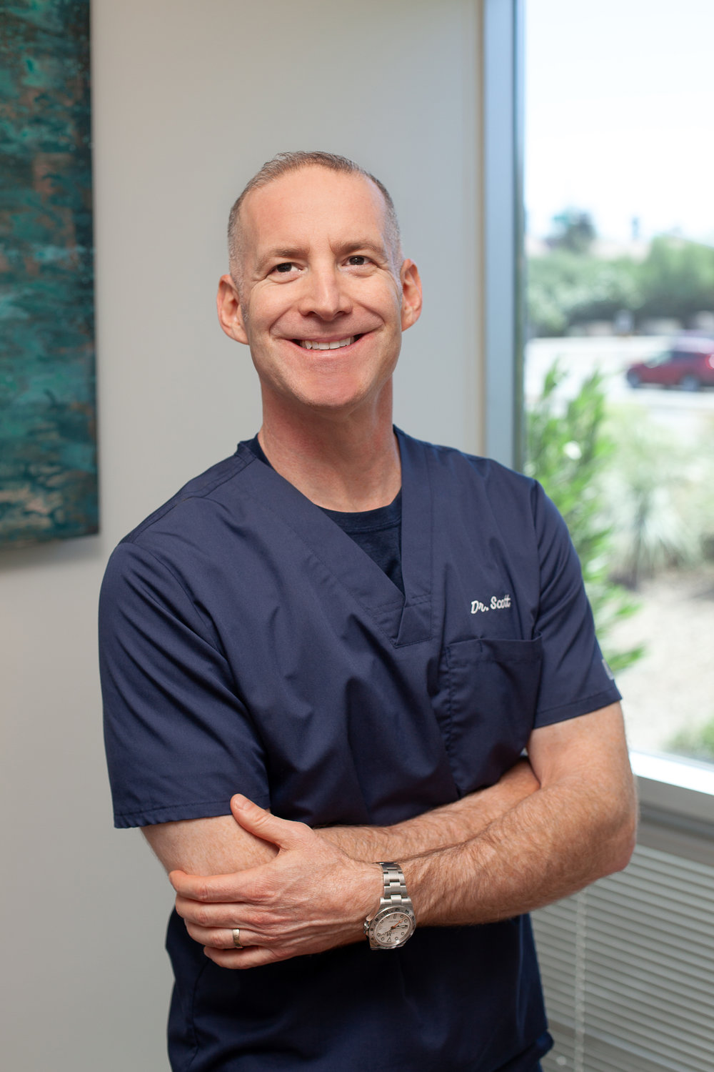 Scott Wexler, DMD - Dr. Wexler is a member of the Arizona Dental Association, the American Dental Association, and the American Academy of Pediatric Dentistry. He is committed to continuing education and takes many advanced courses each year to enhance his skills to better serve the dental care needs of his patients and provide them with a gentle and comfortable dental experience.