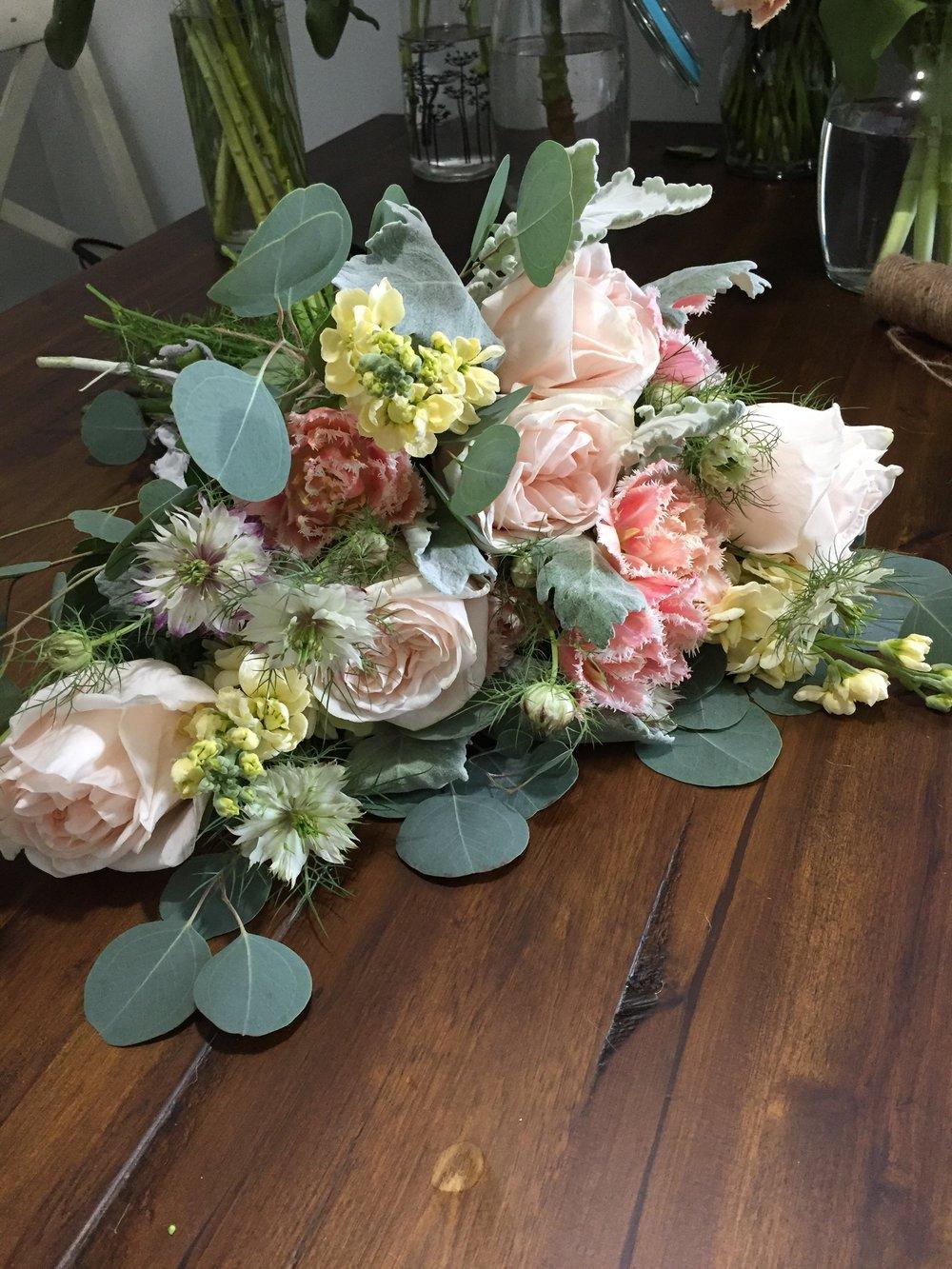 Florescence Spring Bouquet