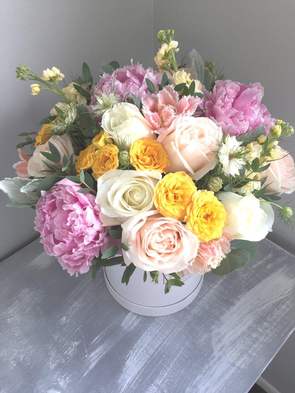 Florescence Summer Flower Box XL