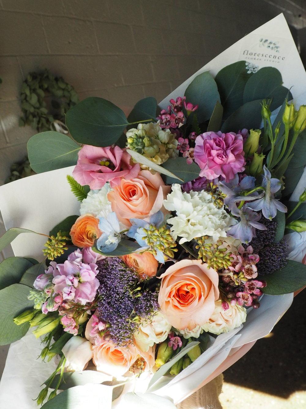 Florescence Vibrant Bouquet