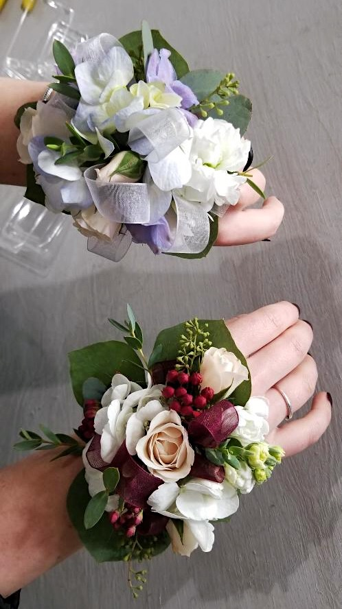 Florescence Studio Homecoming Corsages