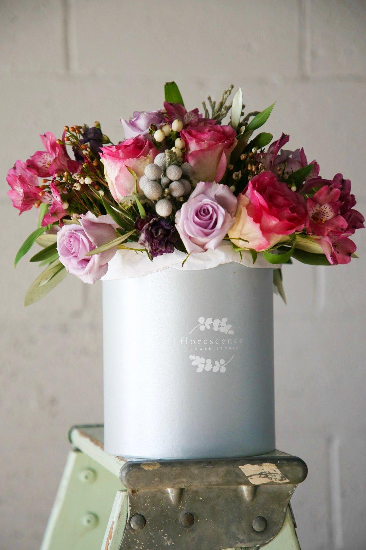 Florescence Flower Box