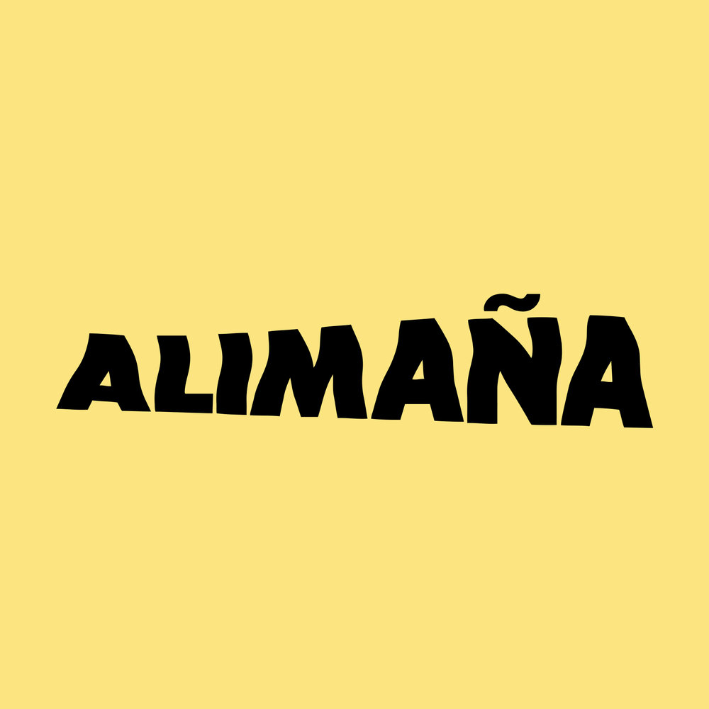 Meaning - Alimaña in Spanish, is a word used to identify species of the animal world that have confusing or difficult to describe traits and is also a qualifying adjective given to people whose behavior is rejected by society.Alimaña is all the weirdos we decided to be ourselves regardless of the acceptance of the rest.We have designed the logo in collaboration with my partner, in it we express our inclination for distortion and how that can be something authentic and graceful.