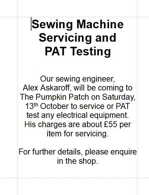 Sewing machine servicing.JPG