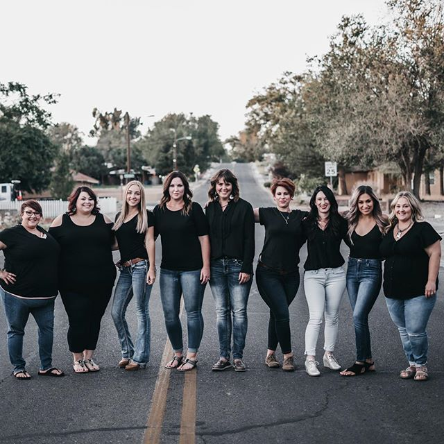 We are so thankful for our clients who help keep this business running. Happy thanksgiving. Stay safe, and enjoy the time you have with your families and friends. 🍁💕 Missing a couple girls but still love them. • • • • #farmingtonnm #salon #givethanks #thanksgiving #loveourteam #family #friends #turkey #blessed