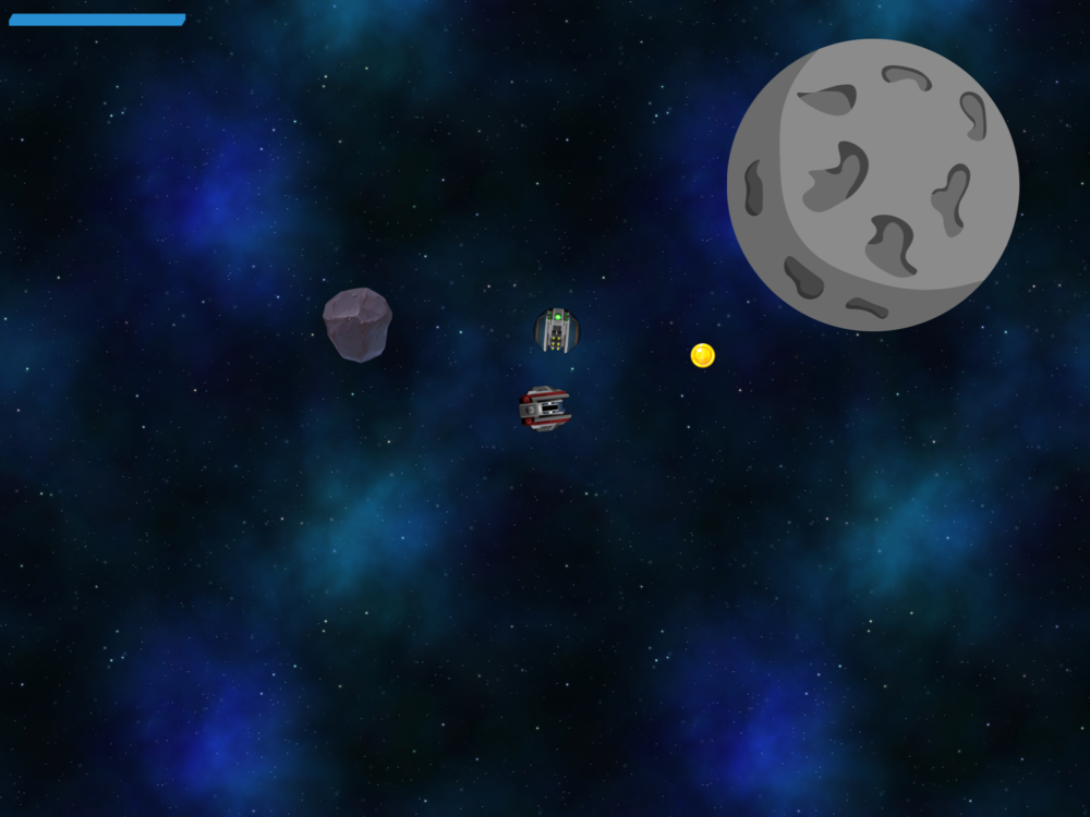Apophis - Top Down 2d Space Shooter