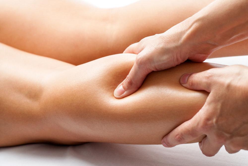 Massasje og massasje-terapi -