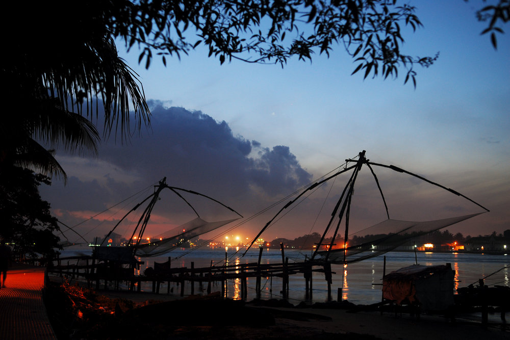 Chinese Fishing Nett, Fort Kochi
