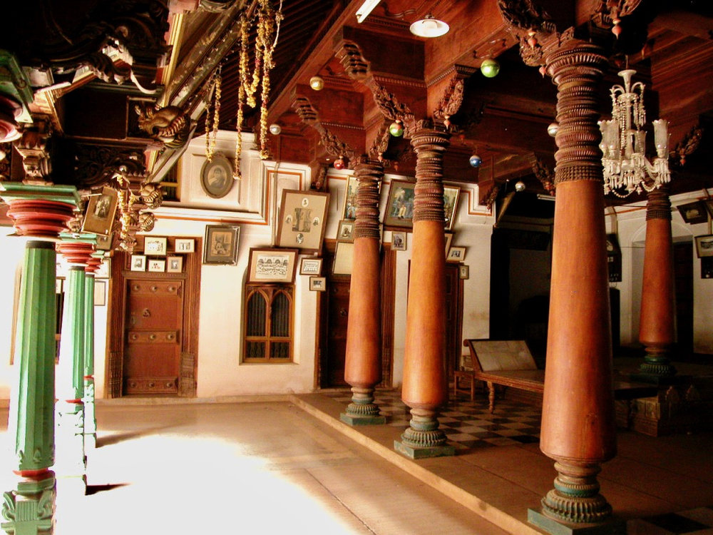 Heritage Mansion, Chettinad