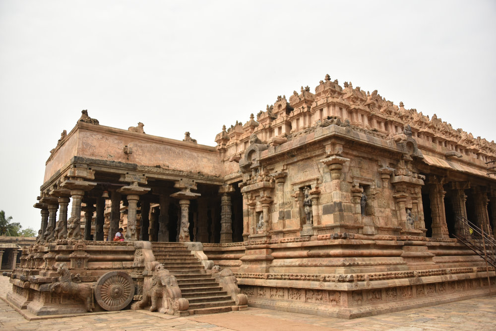 Darasuram Temple, Unesco Site