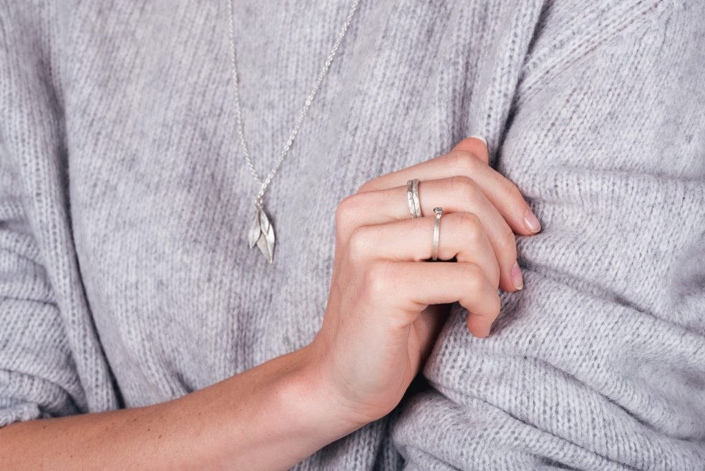 Lifestyle Product Photography for Samantha England Jewellery