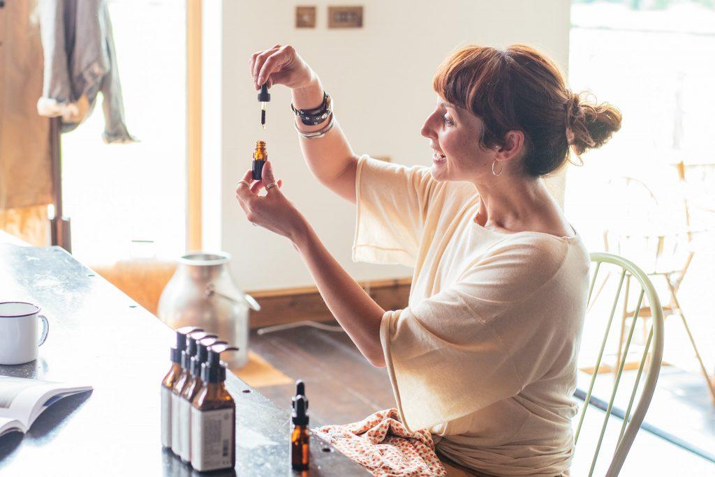 An insight into essential oils from LA-EVA founder, Louisa Canham