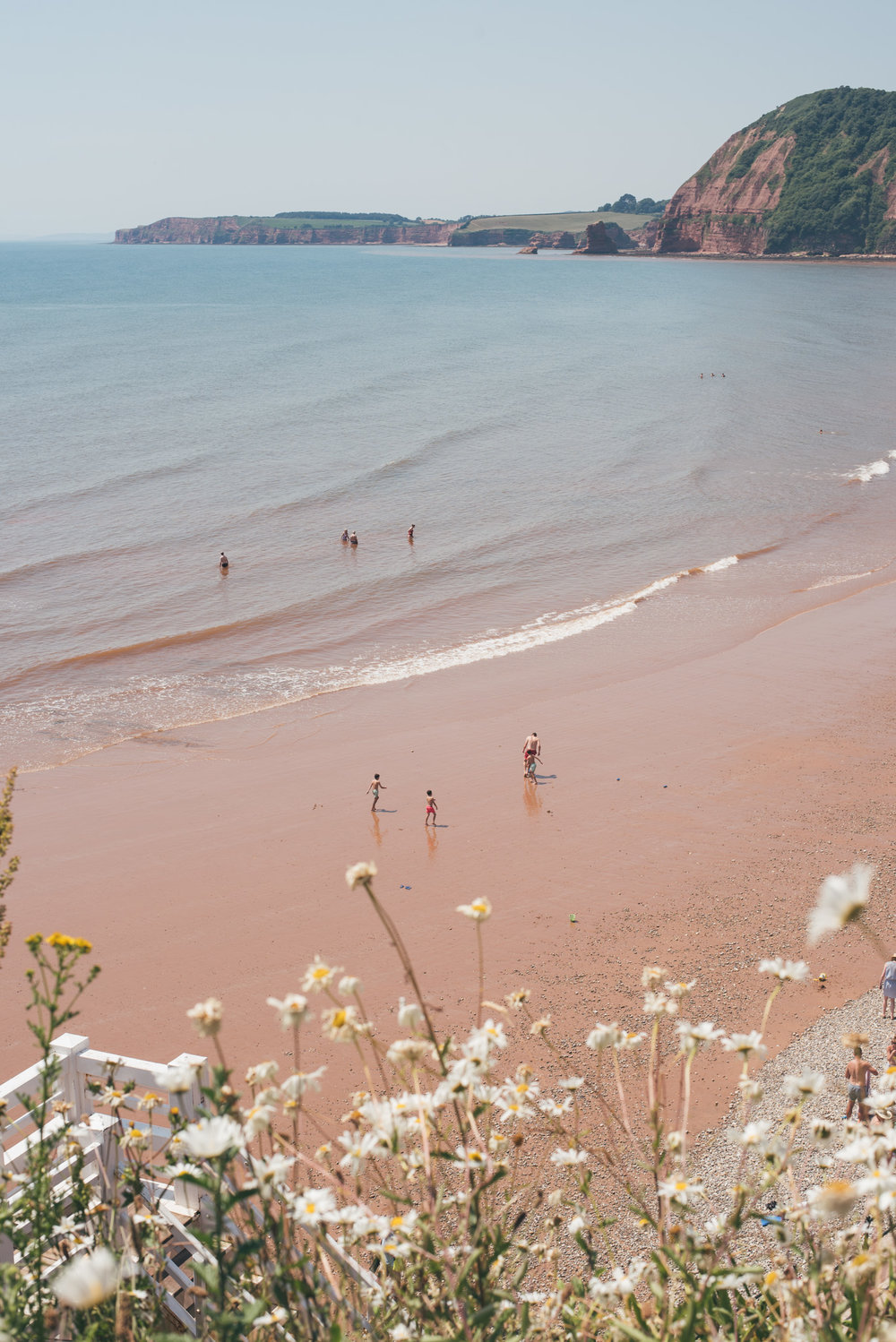 I love being by the sea so my beach photos from the summer make an appearance!