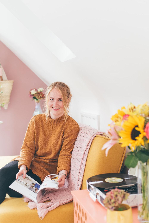 Branding Designer, Meg of Lemon and Birch