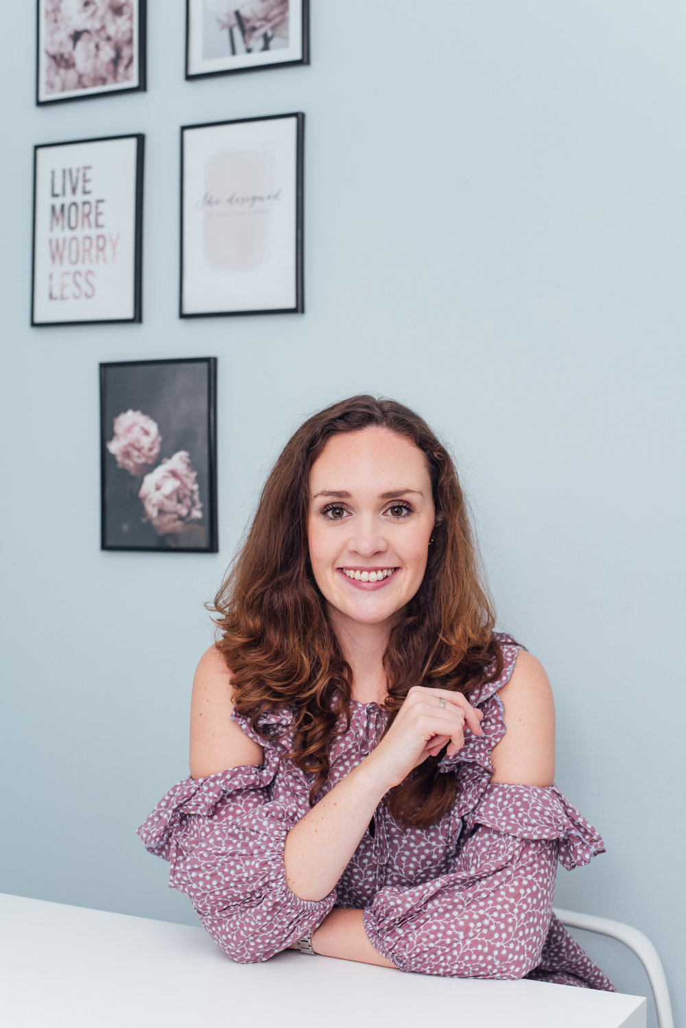 Marketing and Blog Coach, Holly of A Branch of Holly