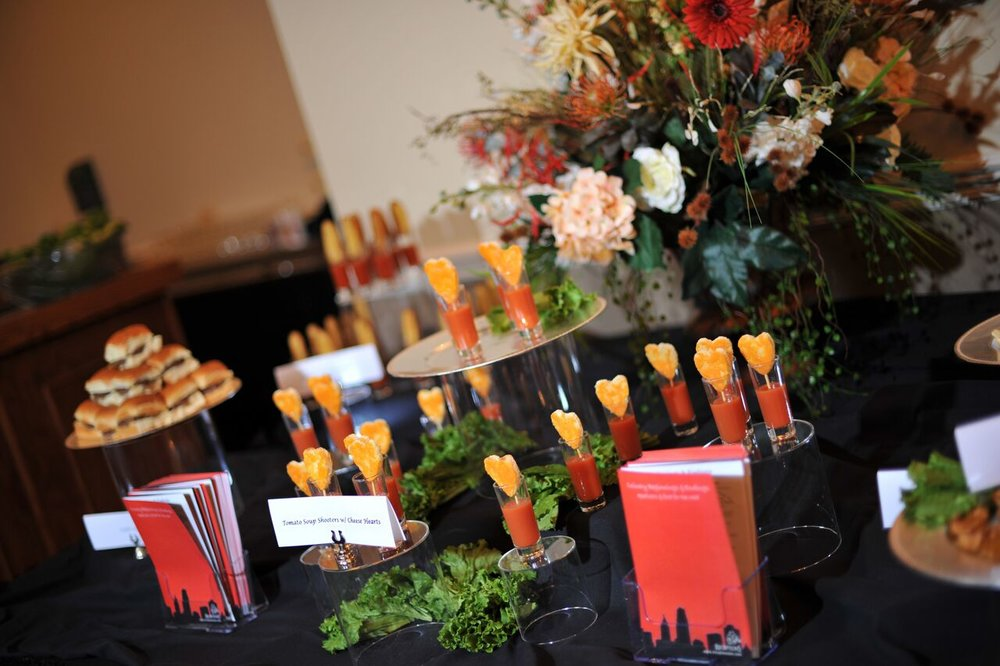 Special Appetizer Display