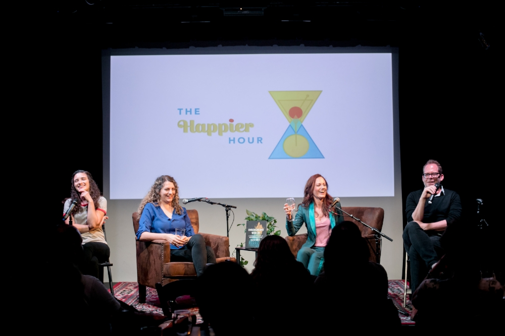 The Happier Hour Q&A on Discovery// Photography by Phillip Van Nostrand