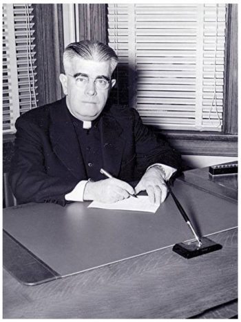 Msgr. Edward P. Buttimer