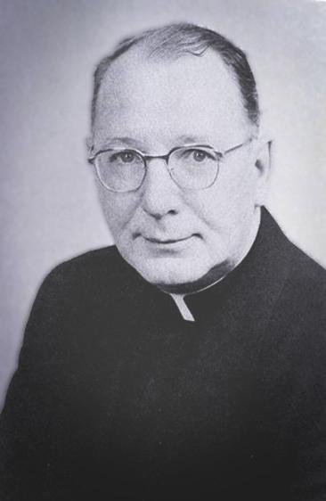 Reverend Joseph I. Ritchie