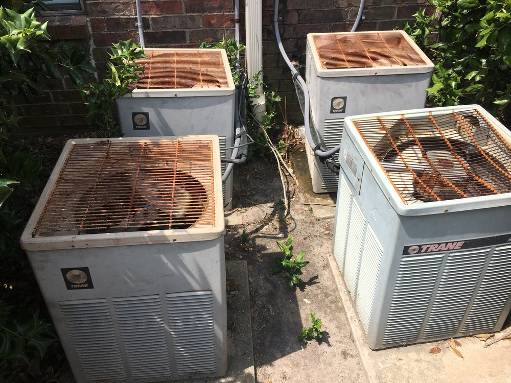 HIgh Efficency 10 SEER TRANE.JPG