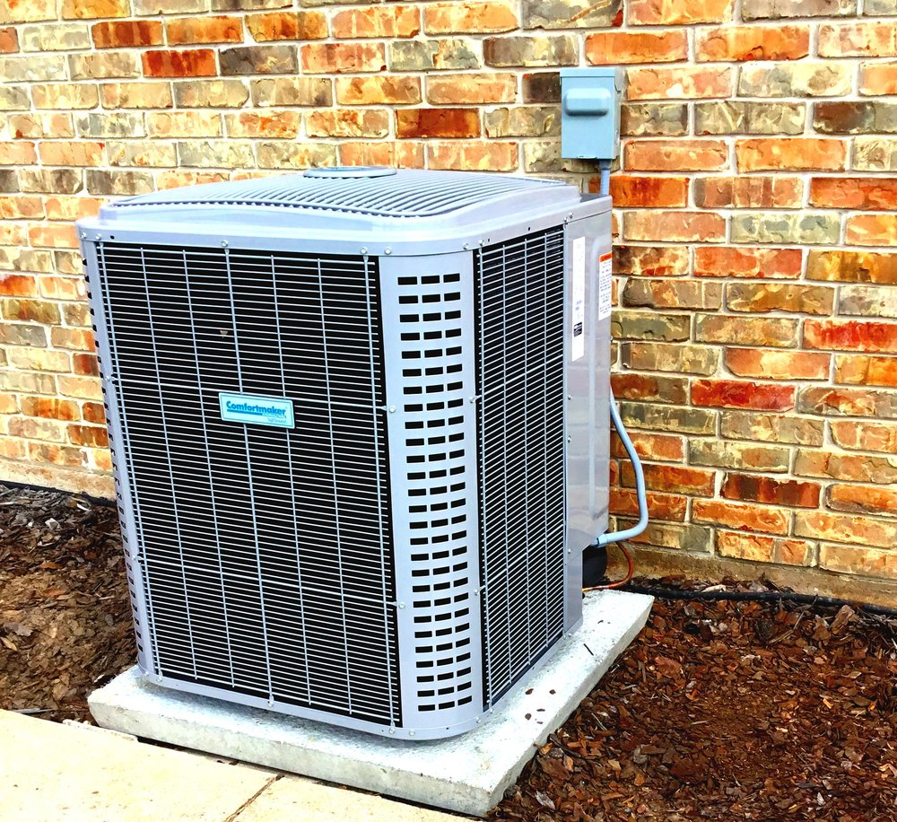 Comfortmaker 18 SEER Inverter A/C and Heat Pump College Station, Texas