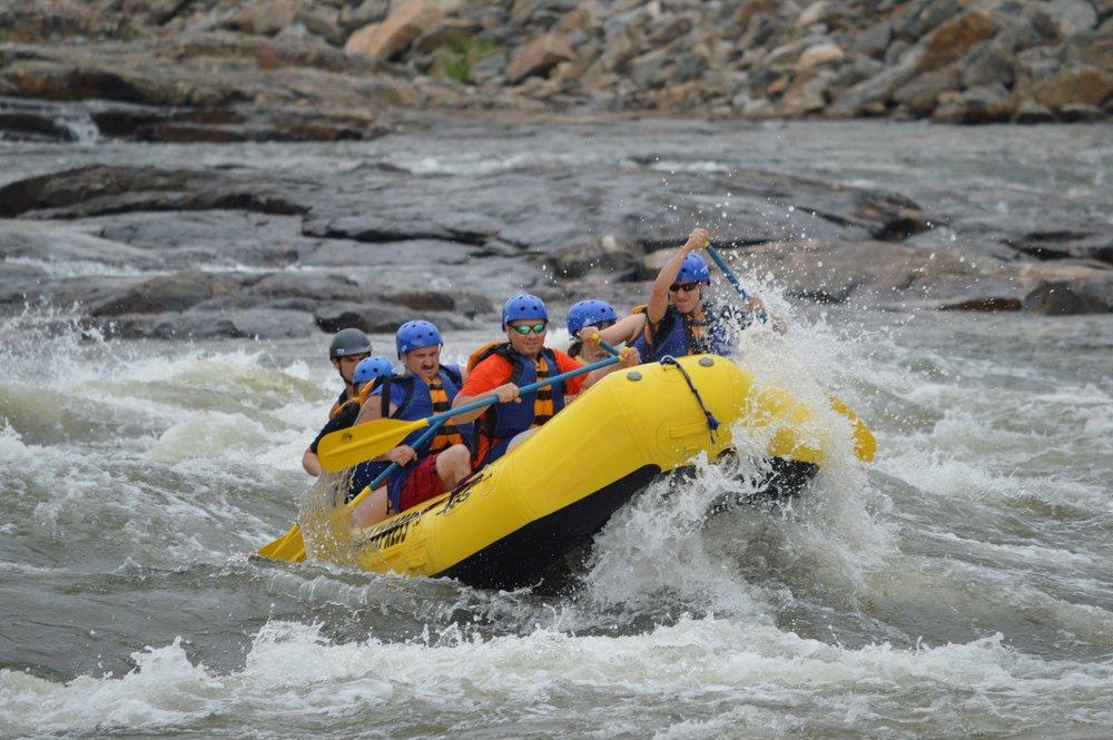 Pangaea River Rafting -