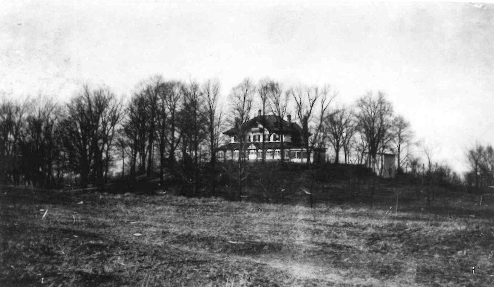 The Devou family home