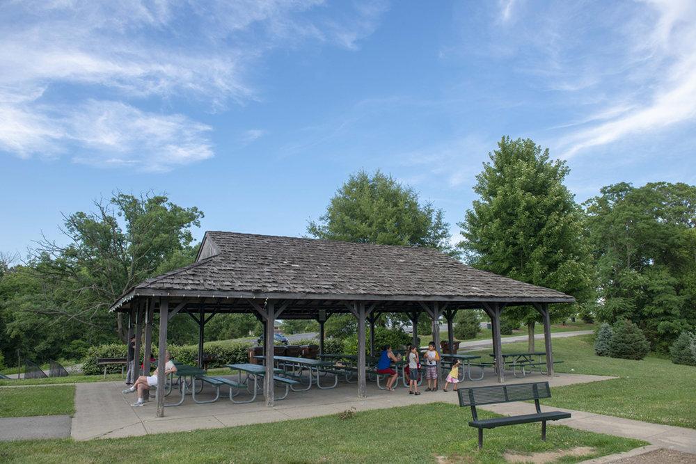 Volpenhein Pavilion