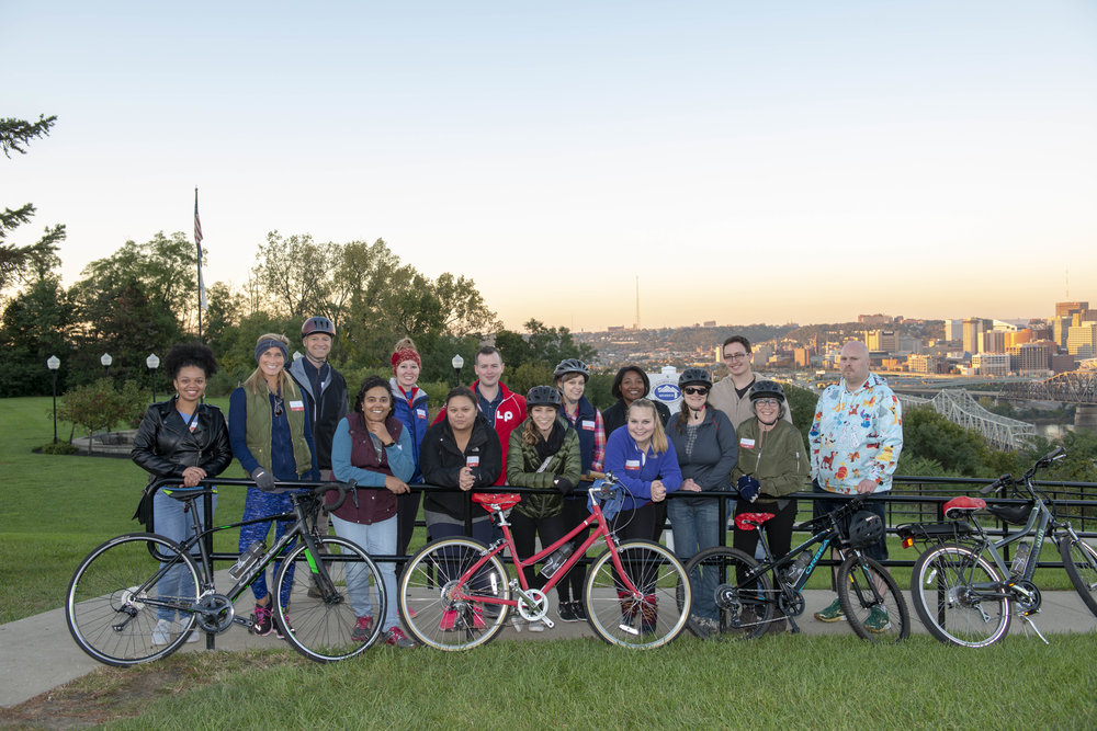 Ask our staff about organizing a group ride!