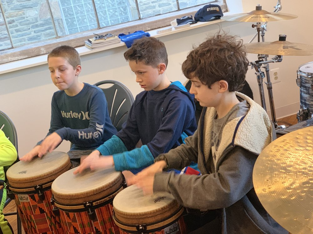 grooveKIDS! A group percussion experience for grades 1 - 6 @ grooveKSQ