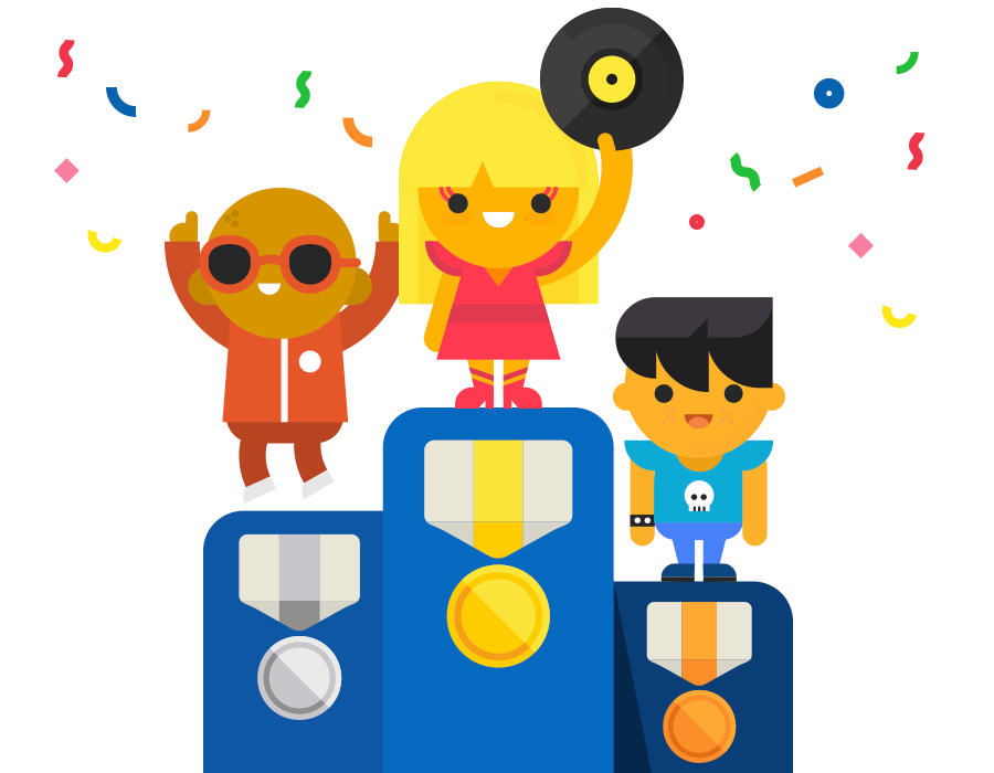 So many ways to play - Party Mode: Compete against hundreds of players in daily tournaments! Climb the ranks and win cool prizes!Meet Melody: Practice anytime and anywhere with Melody, the SongPop mascot.Try for Free: Try any of our more than 1000 playlists for free. Buy your favorites (by playing or through IAP) and challenge friends.