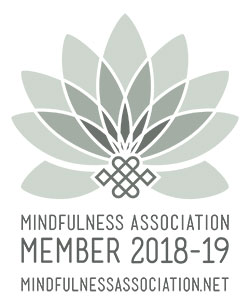 "Mindfulness Association Member - I am a member of the Mindfulness Association https://www.mindfulnessassociation.net/You can find information about mindfulness, courses and research on their website. They also have a free app with some lovely meditations. The app is called ""Mindfulness Based Living"".If you would like any more information about mindfulness do get in touch as I am happy to signpost you to various other apps, websites and groups that I have found helpful. If you are able to find a meditation group I think it can really help strengthen your skills. I've noticed they even have a mindfulness class at my gym now. I've also spotted a couple of before and after work classes here around Cheltenham."
