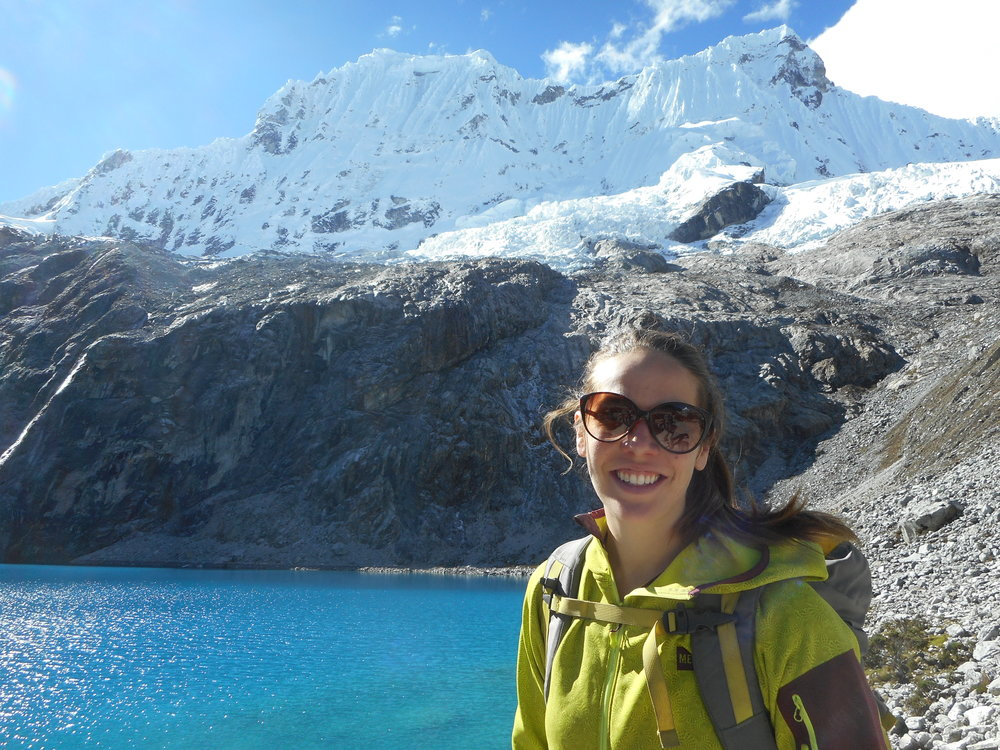 Lauren Somers: PhD Student    international outreach | Peru | glacial melt | science communication | hydrology