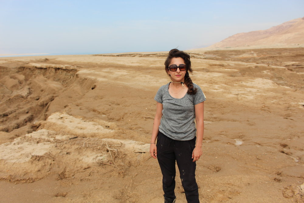 Leila Saberi: PhD Candidate    hydrogeology | glaciers | Andes | Middle East | role models