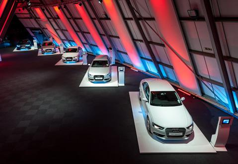 Audi Showcase Kit