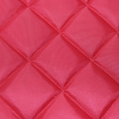 Cerise Pink Quilted Waterproof
