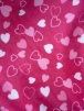 Pinky Pink Love Hearts