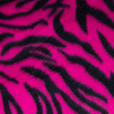Fuschia Animal Print