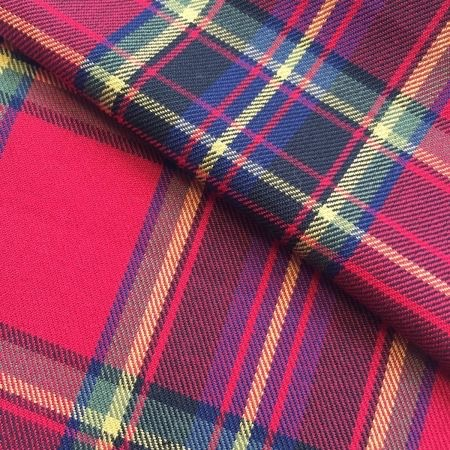 Tartan Red Mix