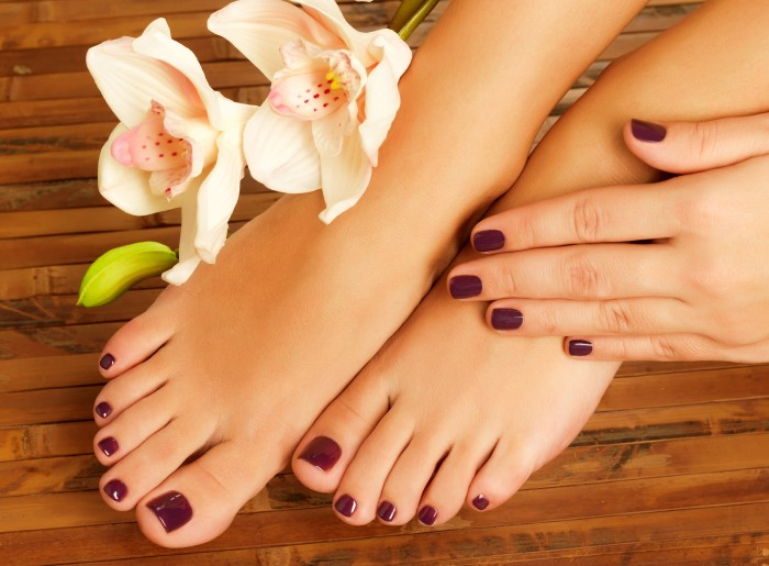 we offer a variety of pedicure services